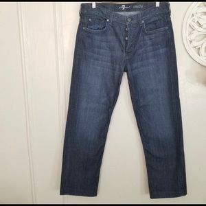 7 For All Mankind 34 x 30 jeans